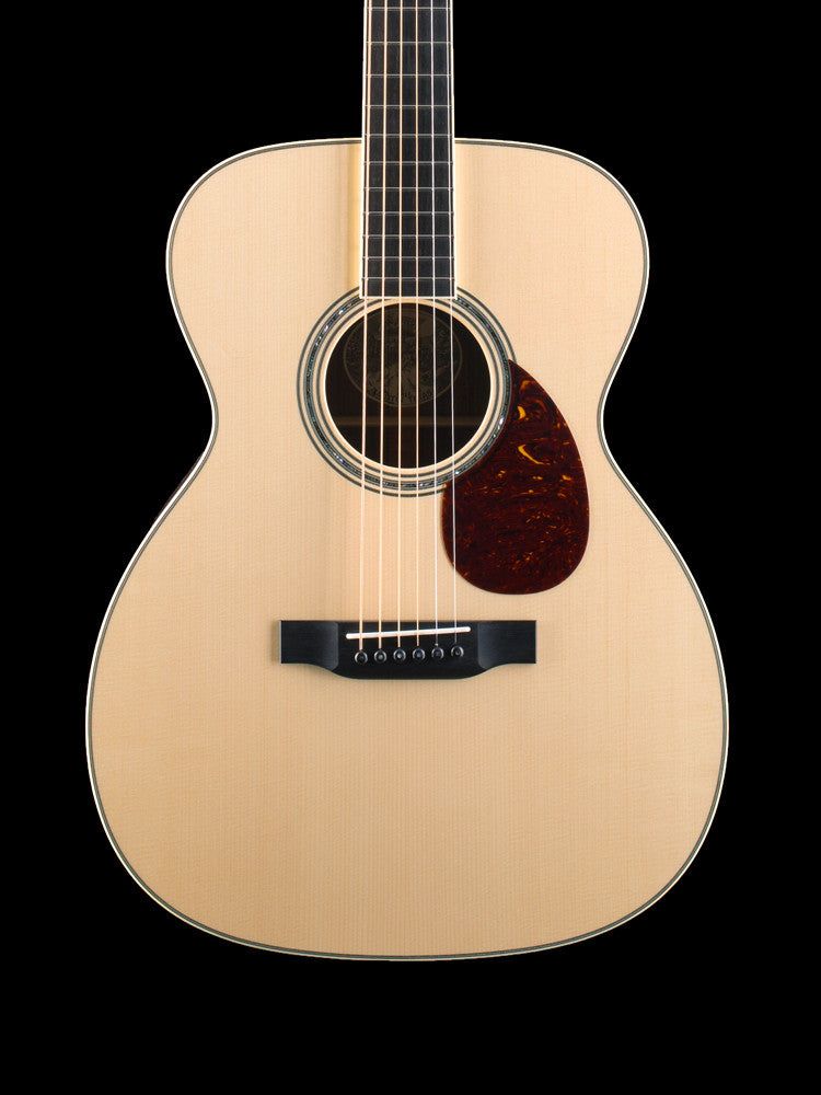 Collings OM3 - Engelmann Top - Rosewood Back and Sides - Torch Peghead Inlay