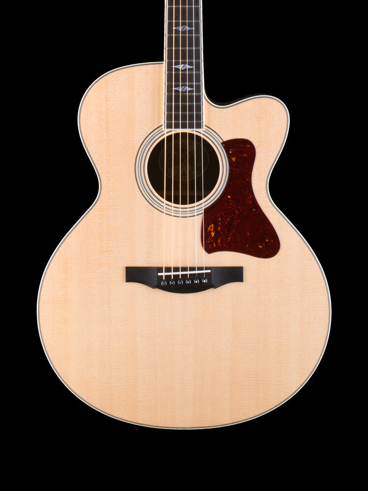 Collings SJ Cutaway - $5350.00 - East Indian Rosewood back and Sides - Sitka Top - Nickel Waverly Tuners