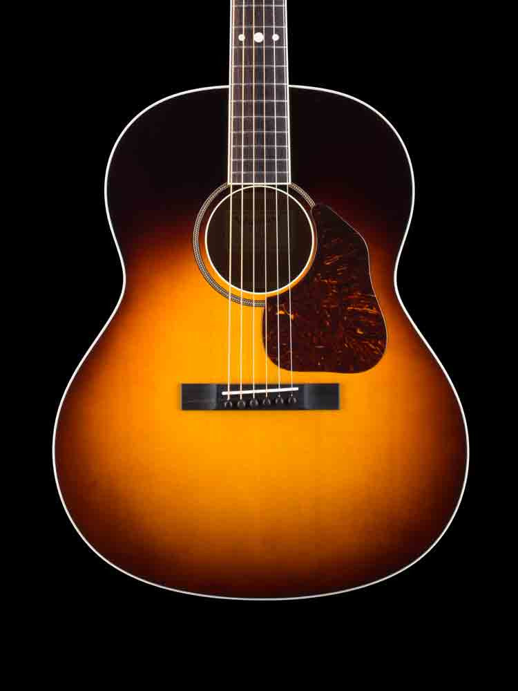 Collings Waterloo Jumbo King Deluxe - Sunburst