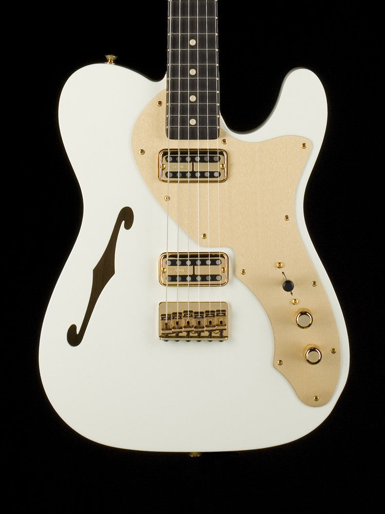 Fender Custom Shop Telecaster Thinline - DynaSonic Pickups 6.4lbs.