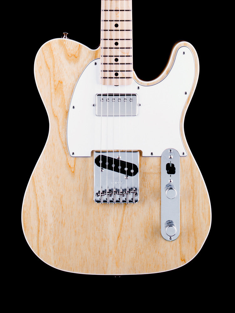 Fender Custom Shop Albert Collins Telecaster - Natural 7.0lbs.