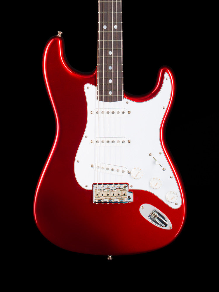 Fender Custom Shop NOS 1969 Stratocaster - Candy Apple Red - Rosewood Fingeboard - Black Case