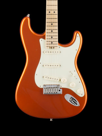 Fender American Elite Stratocaster - Autumn Blaze Metallic -  Maple Fingerboard - 8.4lbs
