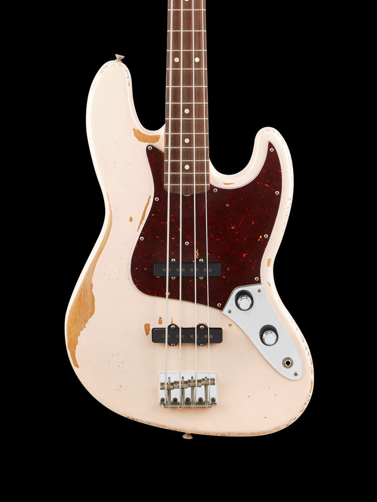 Fender Flea Signature Bass - Road Worn - Rosewood Fingerboard 9.4lbs.