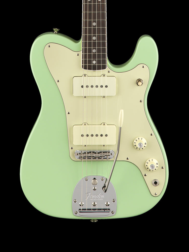 Fender Parallel Universe Limited Edition Jazz-Tele - Surf Green - Rosewood Fingerboard - 8.2Lbs