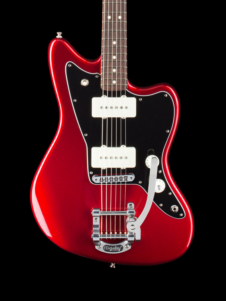 Fender Limited Edition American Special Jazzmaster w/Bigsby - Candy Apple Red - Rosewood Fingerboard - 8.2lbs