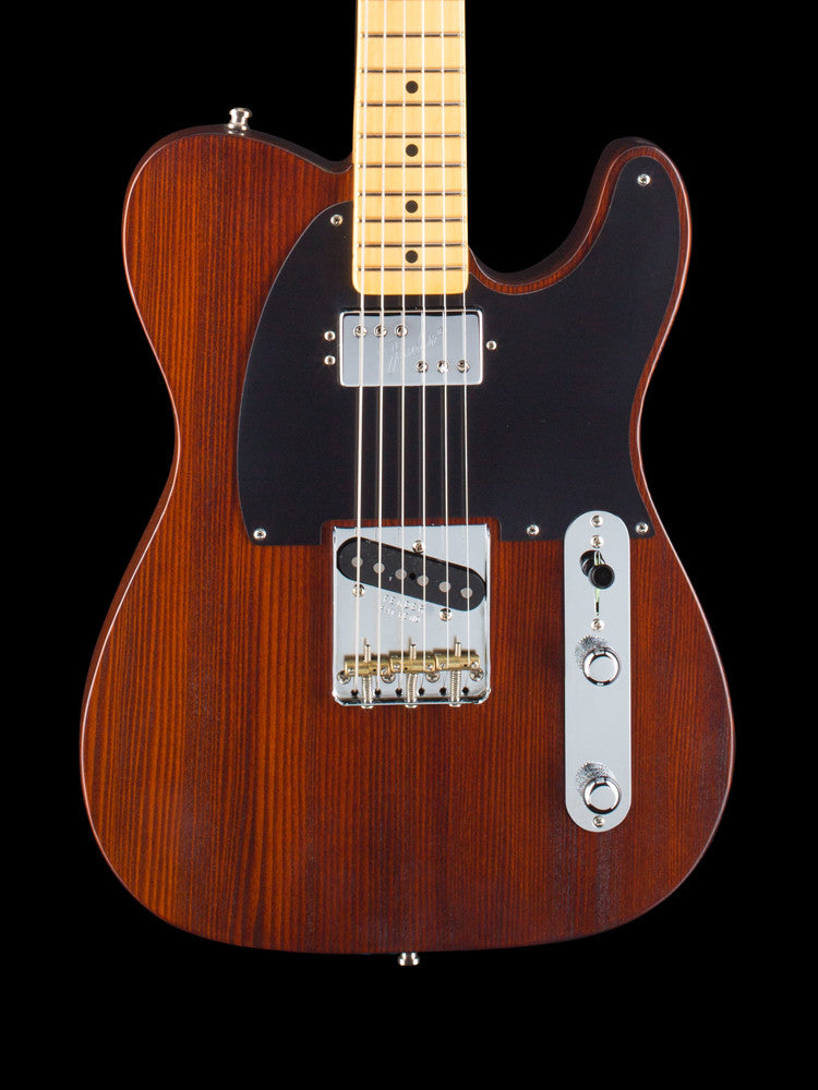 Fender Telecaster Limited Edition - Redwood Body