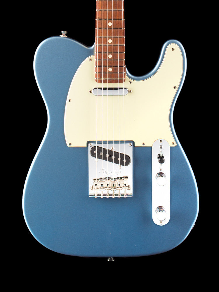 Fender Telecaster Limited Edition American Standard - Ice Blue Metalic - Custom Shop Pickups 7.4lbs.