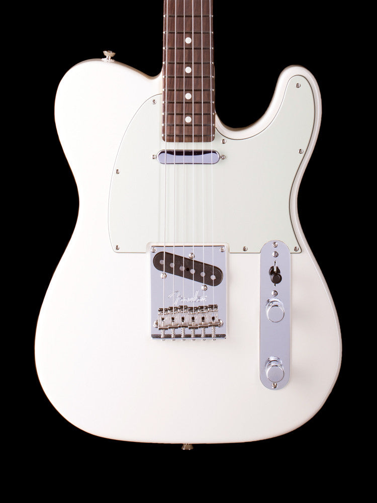 Fender Telecaster Limited Edition American Standard - Olympic White - Custom Shop Pickups