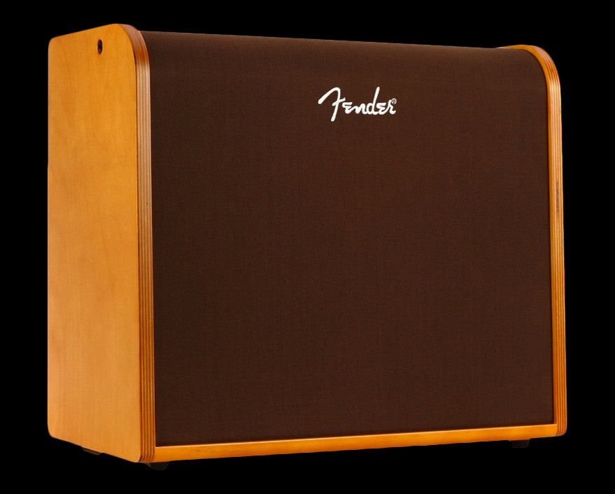 Fender Acoustic 200 Combo Amplifier - 2X8 Speakers 2 Channel - Bluetooth Streaming