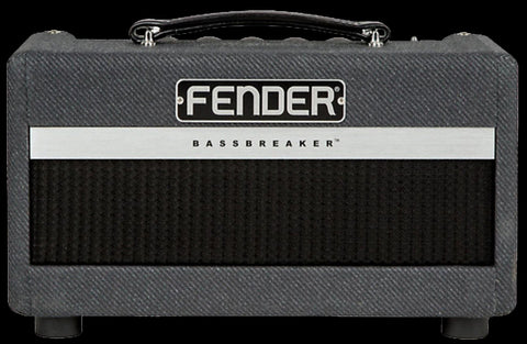 Fender Bassbreaker 007 Head - 7-watt Amplifier Head - 2-12AX7 Tubes and 1-EL84