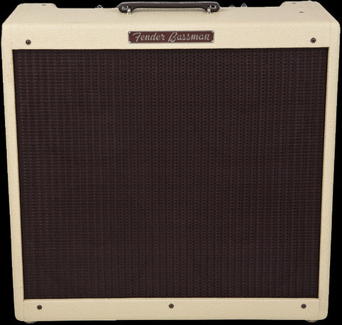 Fender 59 Bassman LTD. - Jensen Speakers