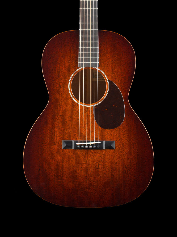 Santa Cruz 1929 000 - Figured Mahogany Top - Back and Sides - Adarondack Braces - Hot Hyde Glue - Pyramid Bridge