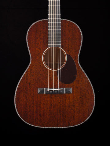 Santa Cruz 1929 00 - $5200.00 - Mahogany Top - Herringbone Trim