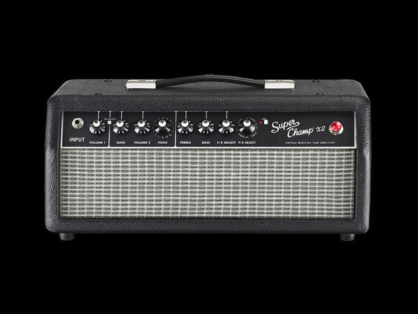 Fender Super Champ X2 Head - 15 Watts