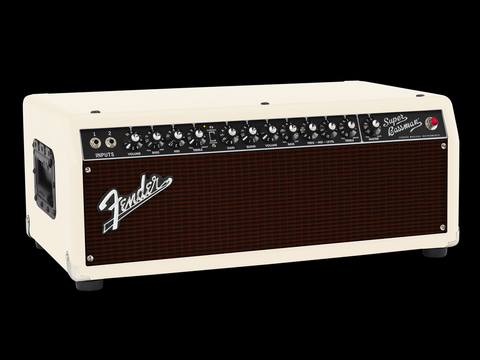 Fender Bassman 100T - Blonde/Oxblood