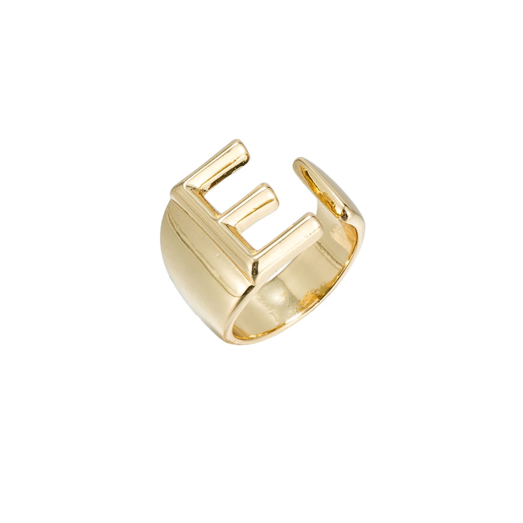 E Adjustable Initial Ring