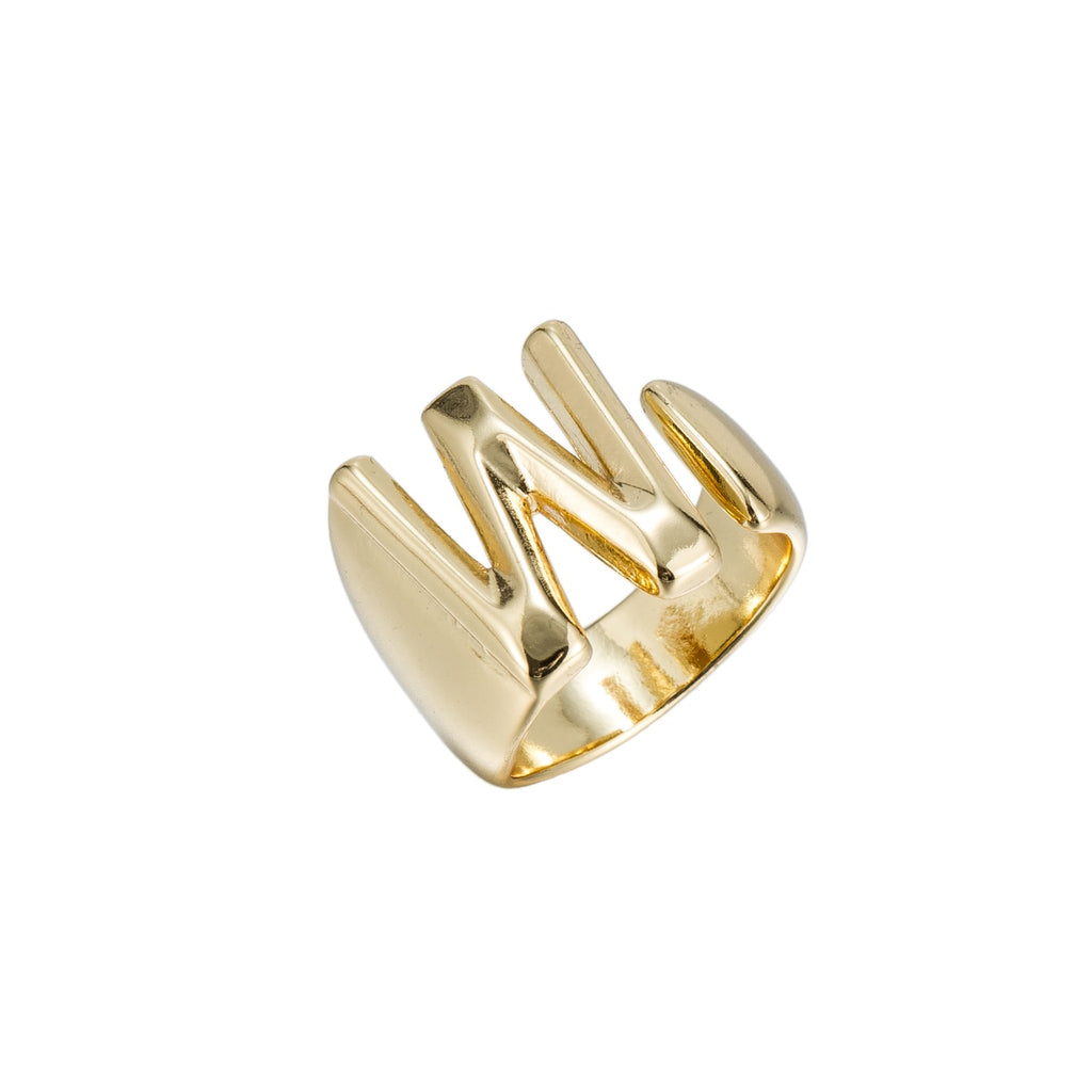 W Adjustable Initial Ring
