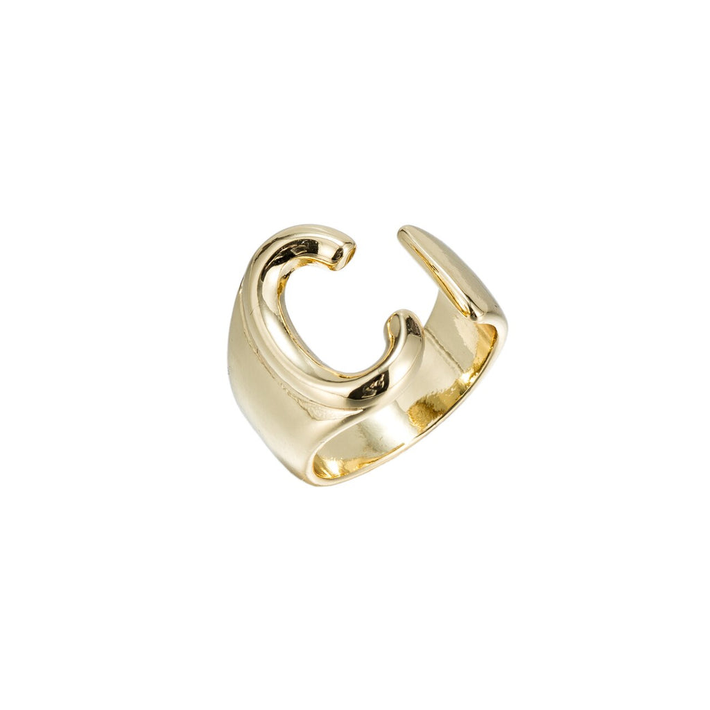 C Adjustable Initial Ring