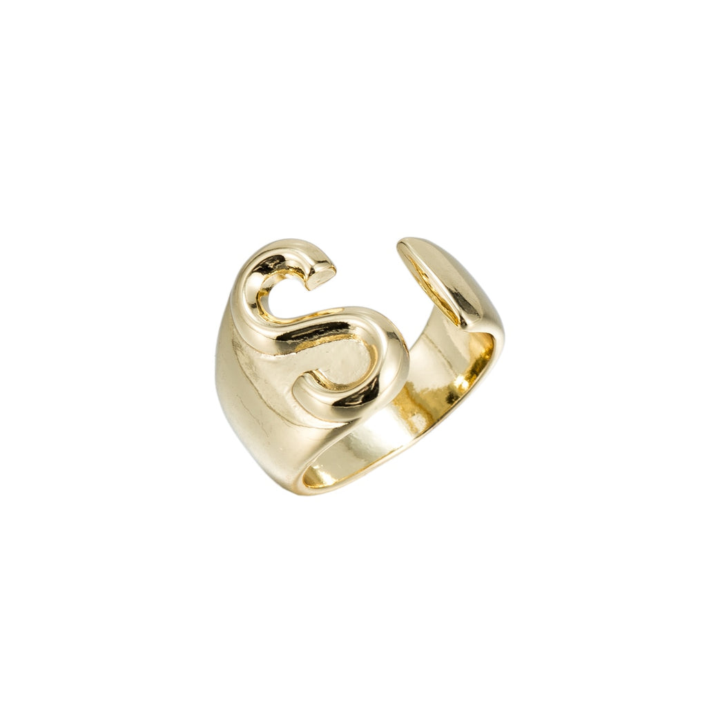 S Adjustable Initial Ring