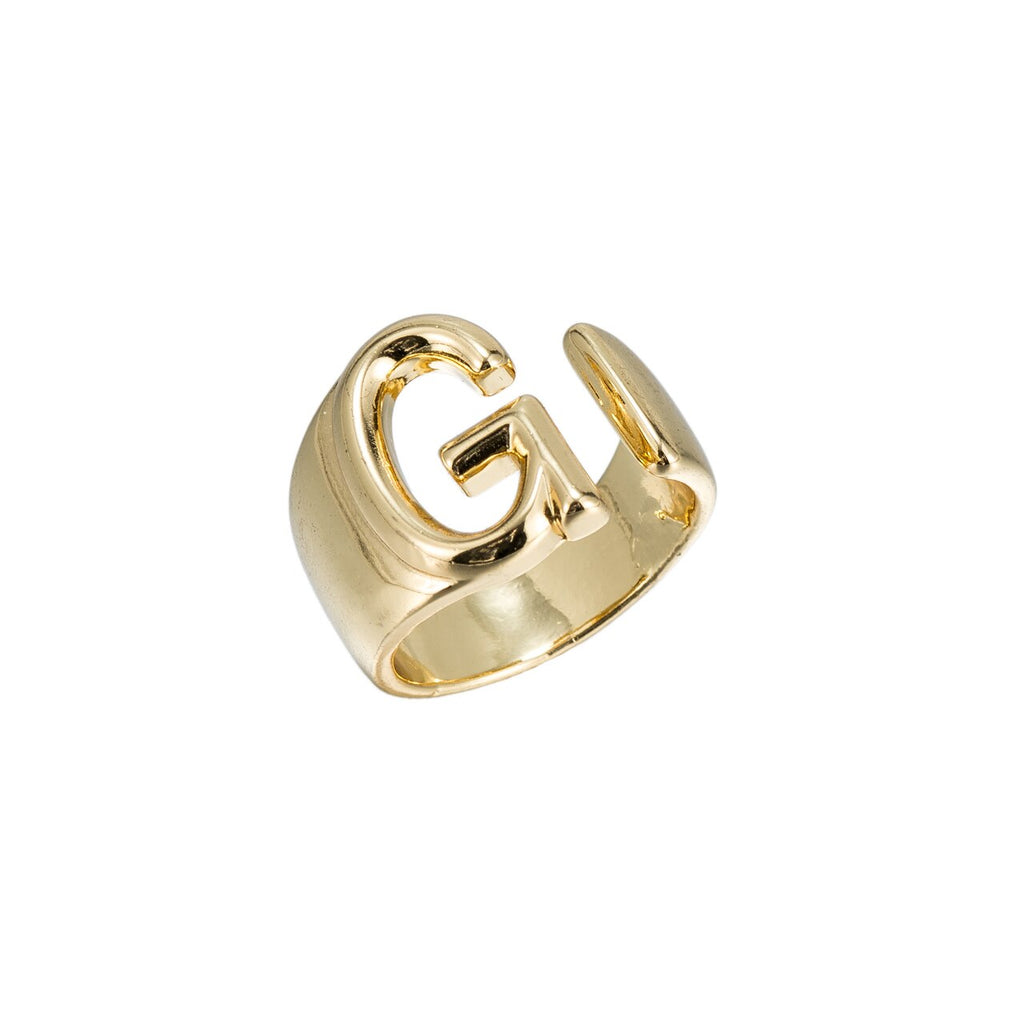 G Adjustable Initial Ring