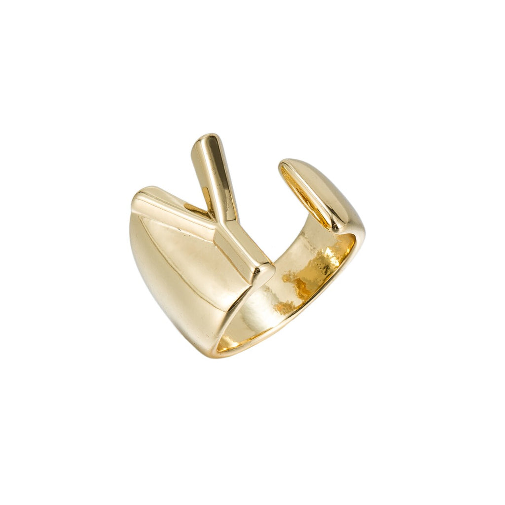 Y Adjustable Initial Ring
