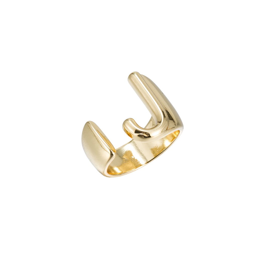 J Adjustable Initial Ring