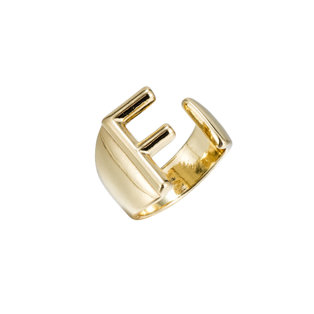 F Adjustable Initial Ring