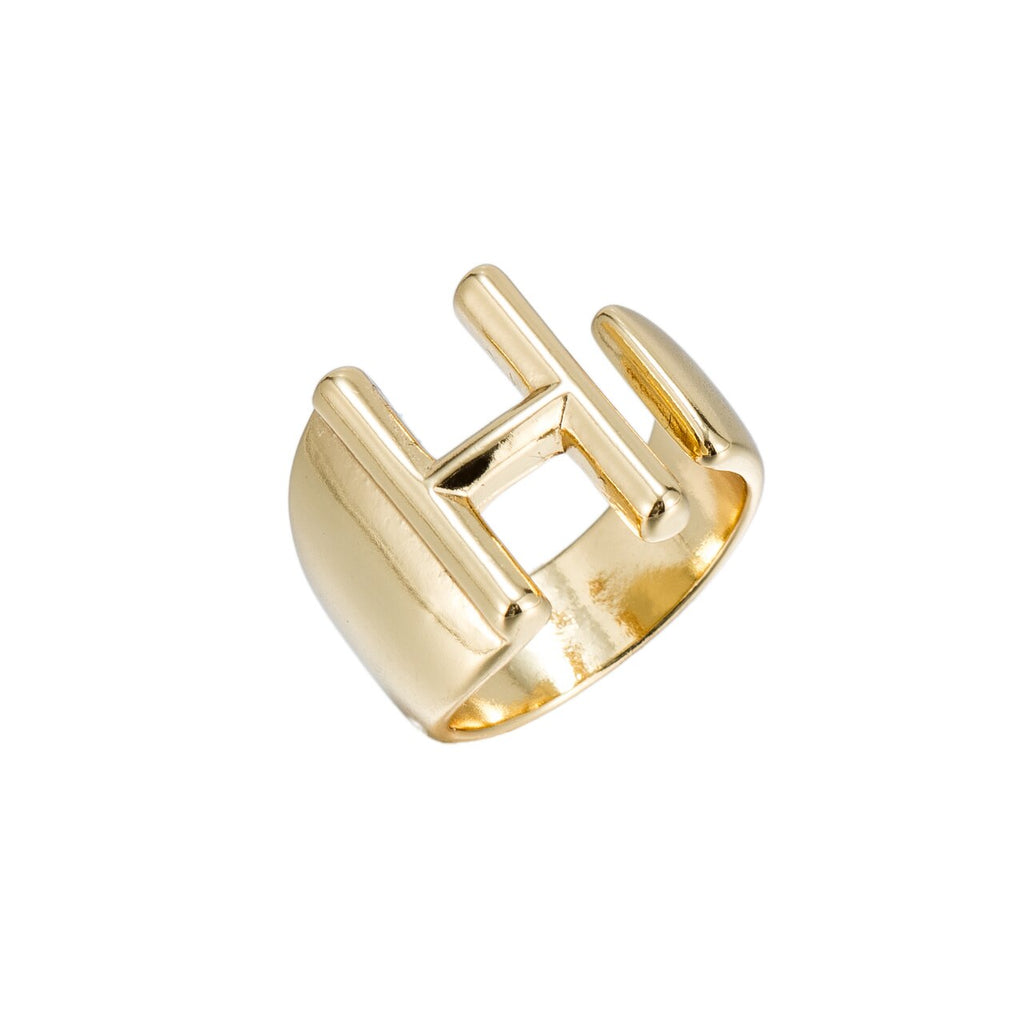 H Adjustable Initial Ring
