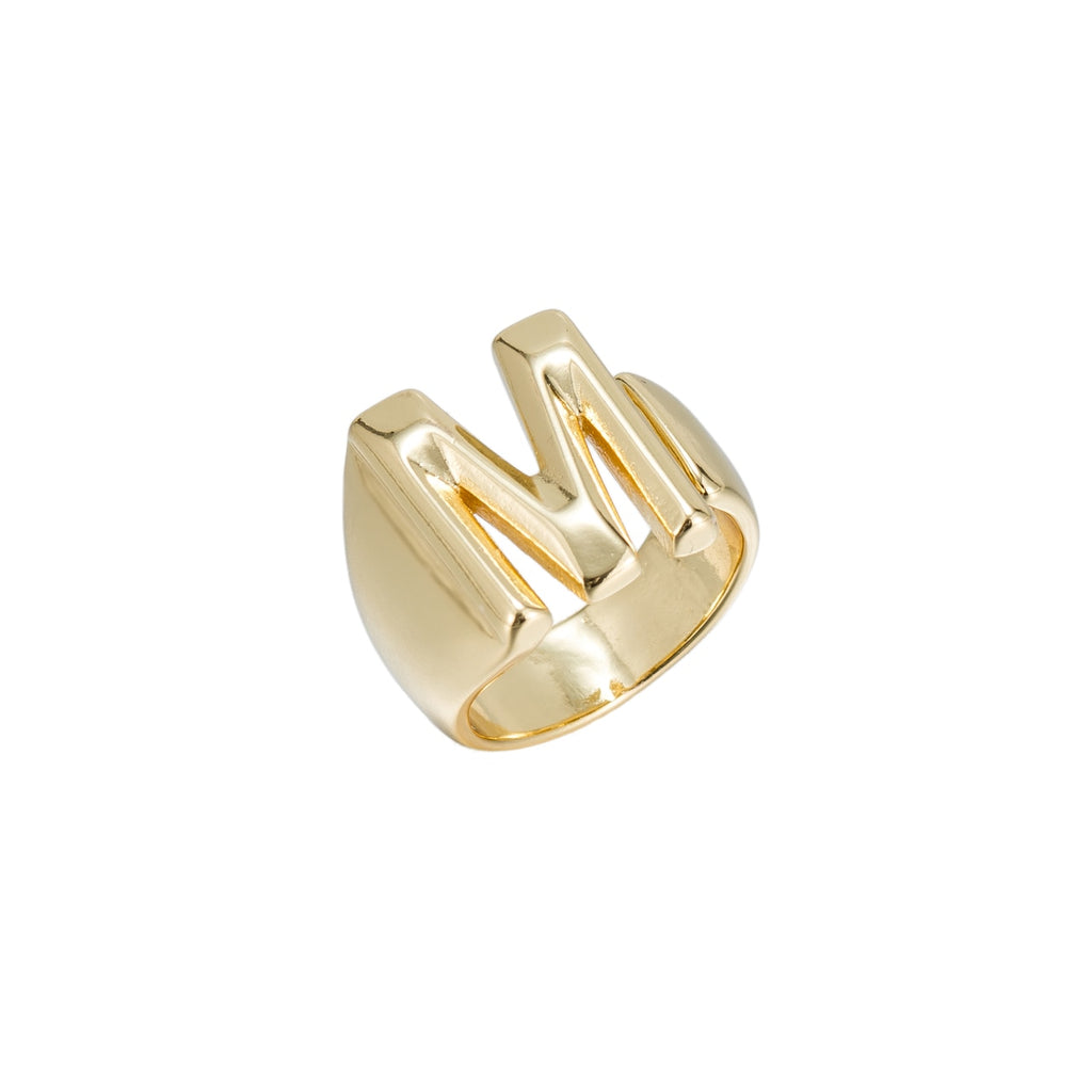 M Adjustable Initial Ring