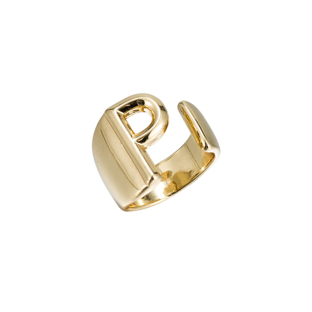 P Adjustable Initial Ring