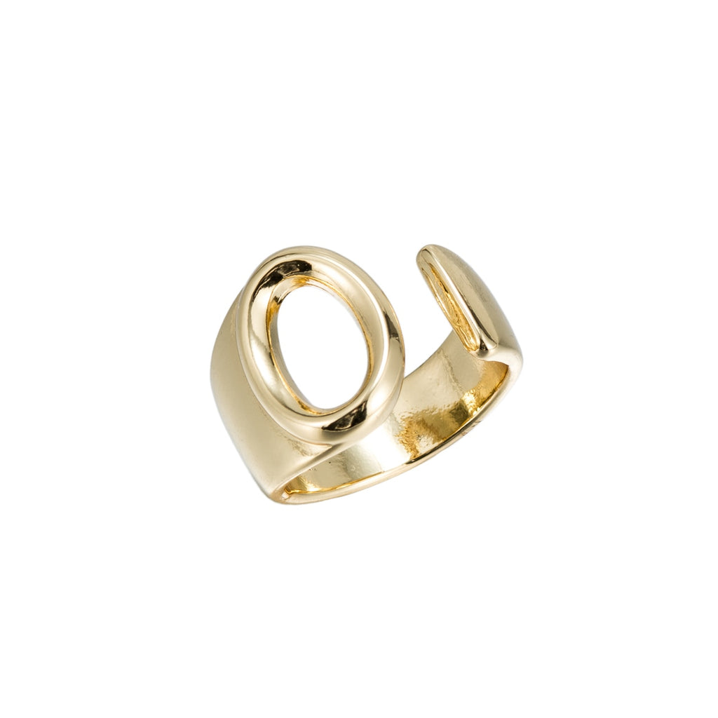 O Adjustable Initial Ring