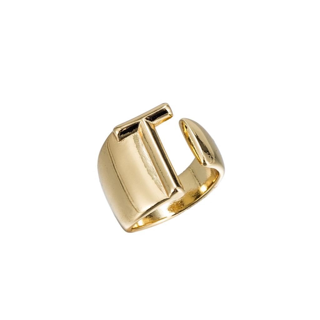 T Adjustable Initial Ring