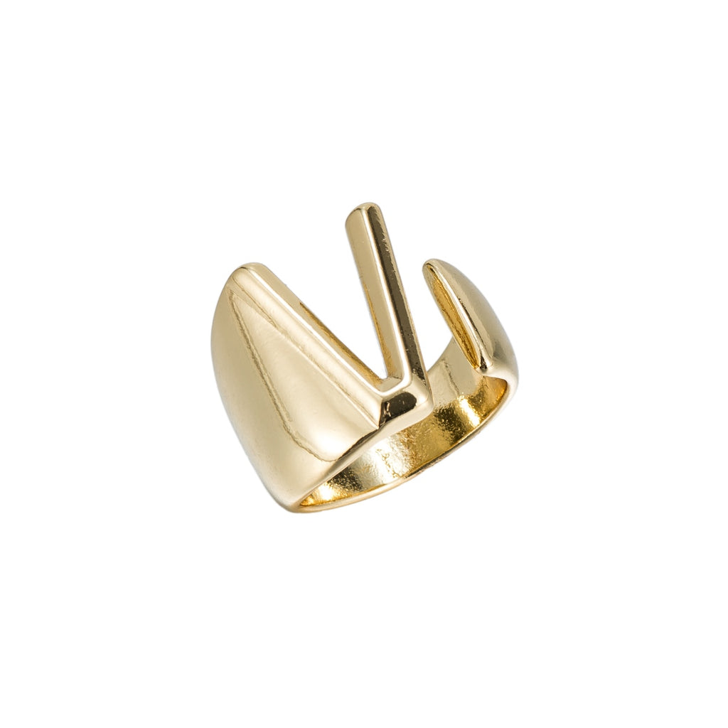 V Adjustable Initial Ring