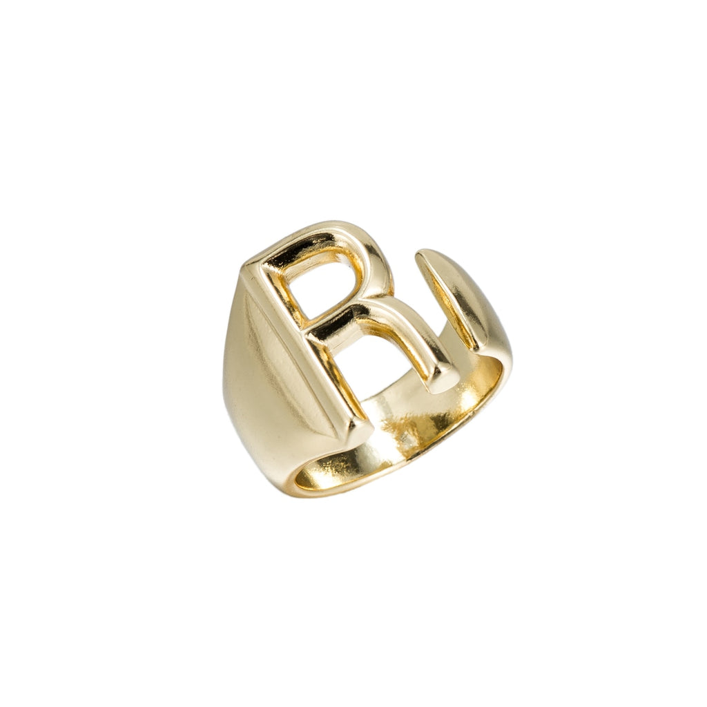 R Adjustable Initial Ring