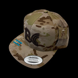 <b>BC8924</b> - BC Brian Crower Snapback (1990 Shock and Awe)