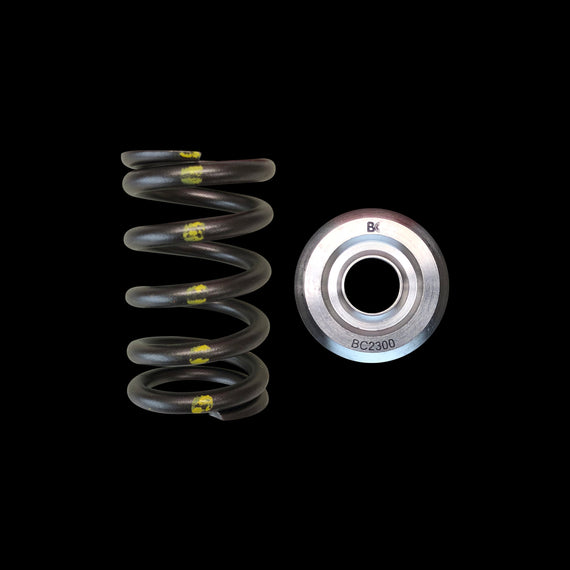 BrianCrower BC0300 Titanium Retainer Kit for Toyota 2JZ,1JZ Single Spring,