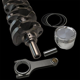 <b>BC0307LW</b> - <b>BC0307LW</b> - Toyota 2JZGTE/GE Stroker Kit - 86mm LW Stroke/ProH625+ Connecting Rods/Custom Pistons