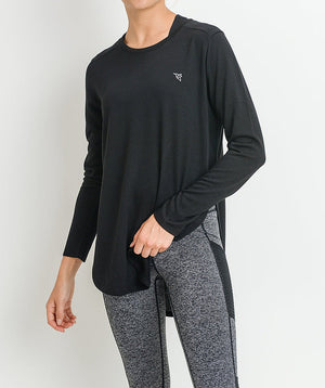 Open image in slideshow, Ace Long Sleeve Top