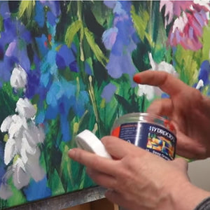 Need some help painting? Join Helen Cottle in studio!