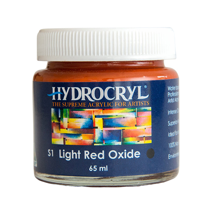 Light Red Oxide acrylic paint