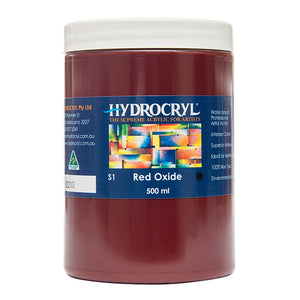 Red Oxide acrylic paint non toxic