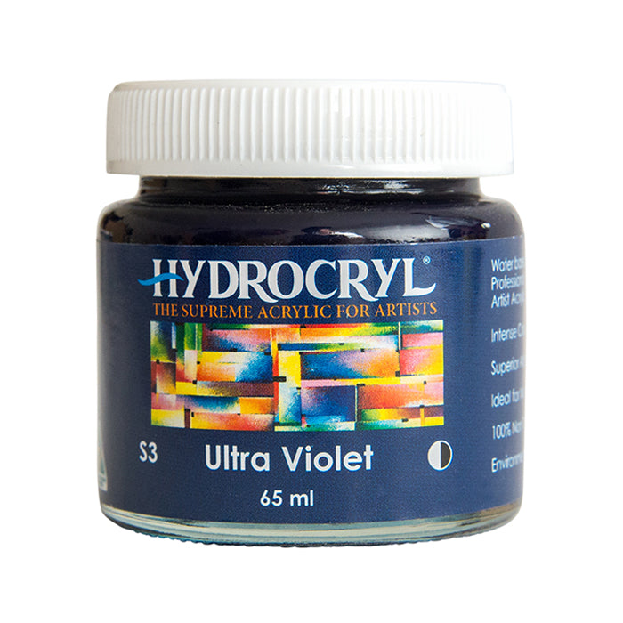 Ultra Violet acrylic paint non toxic