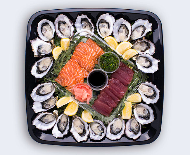 Deluxe Seafood Platter