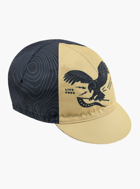 Live Free Cycling Cap