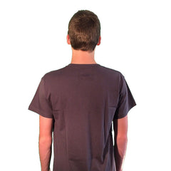 "Rowvolution NEW ""Classic"" Men's Tee (Short Sleeve Slate Cotton)"