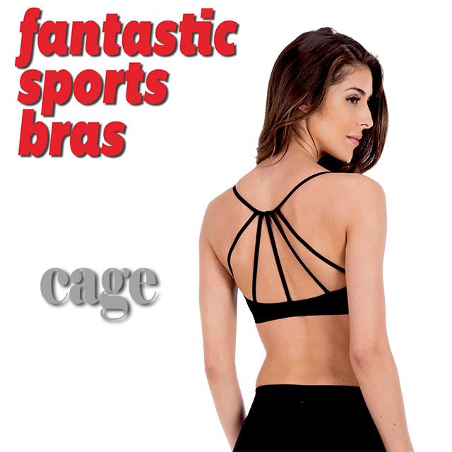 Best Sports Bra Ever: Cage 80
