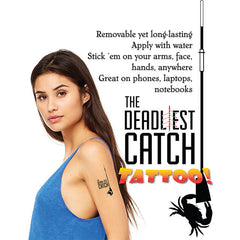 Tattoo: Deadliest Catch!