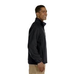 MAC Navy Fleece Jacket, Unisex  Full Zip