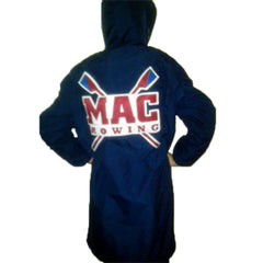 MAC Crew Parka, Full-Length, Hooded & Fleece Lined